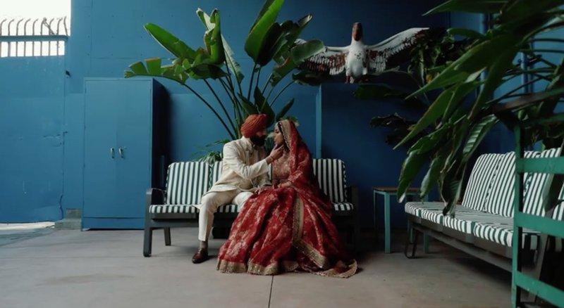 Jesse + Kiran Wedding cover photo