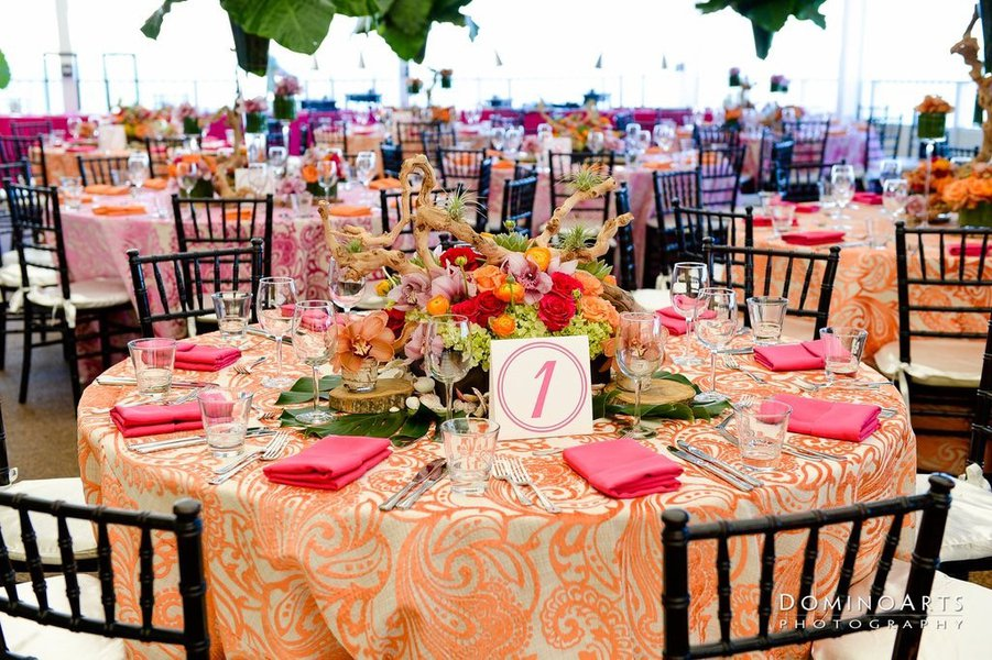 Tropical Luncheon