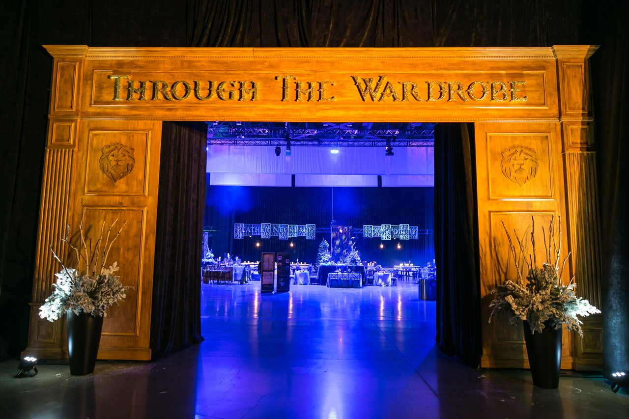 """""""Through the Wardrobe"""", Holiday Party cover photo"""