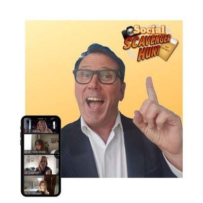 Social Scavenger Hunt - Networking photo tv photo 15.jpg
