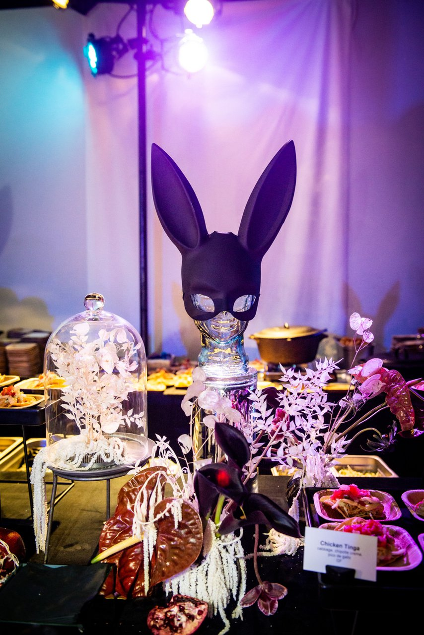 Dropbox's World Curiosity Ball  photo Foxtail_DropboxatThePalaceofFineArts_20191214DSC_9842.jpg