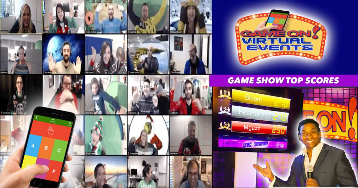 The Game Show Experience service