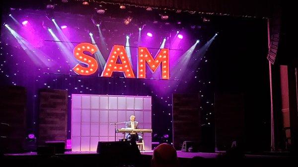 SAM 2019 cover photo
