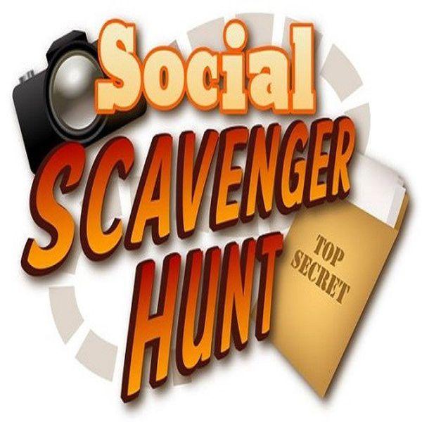 Social Scavenger Hunt - Networking service