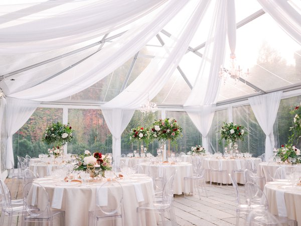 Autumn Wedding at The Foundry  cover photo