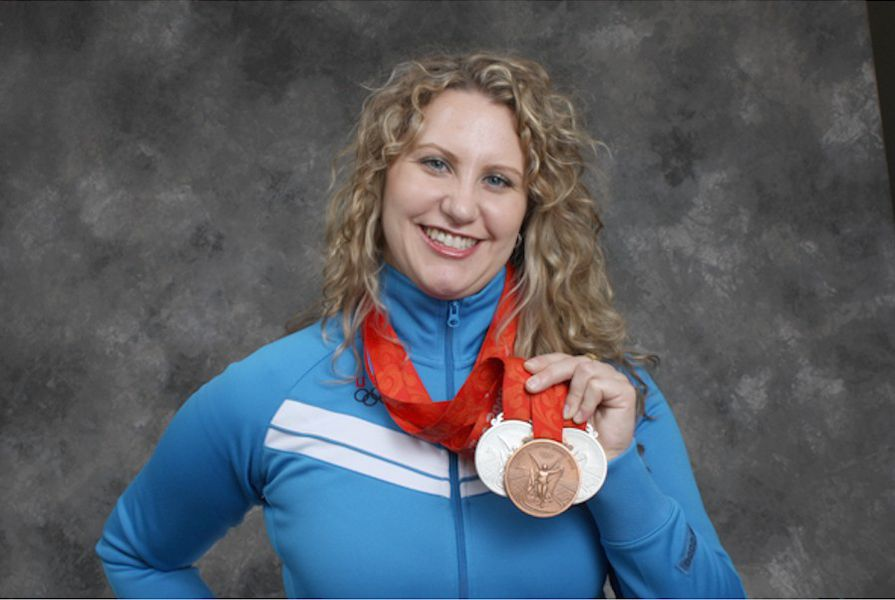 U.S. Olympians service