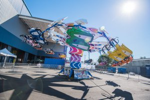 Weber Metals Grand Press Unveiling photo Carnival Rides at Weber Metals Community Day.jpg