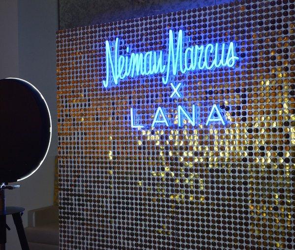Neiman Marcus x LANA cover photo