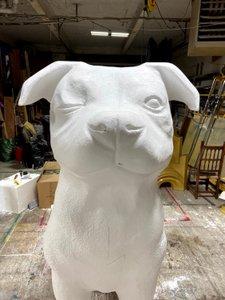 Fomo - 8 ft. Topiary Dog Sculpt photo 5FB348E5-9646-48B4-8B8F-02A9DA9AAD97.jpg
