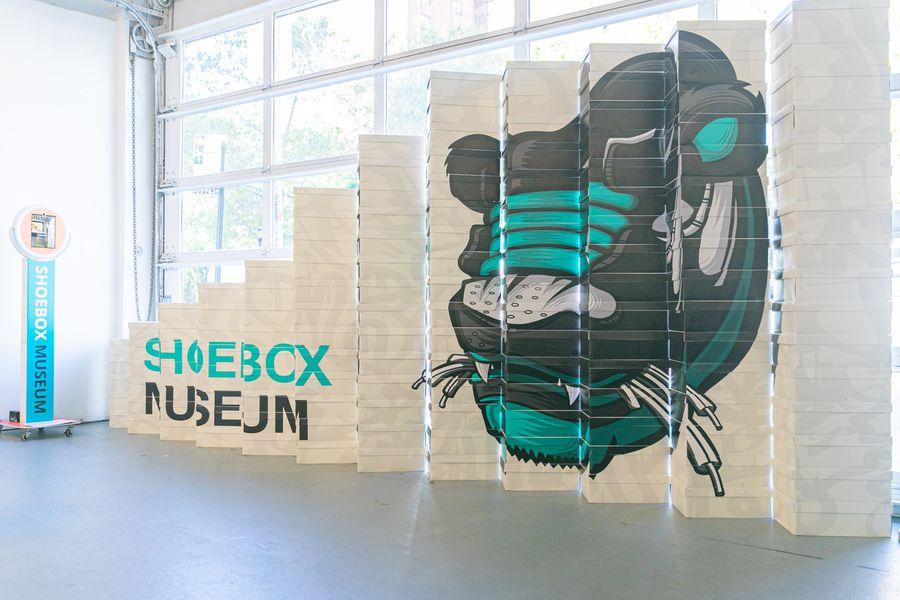 Shoebox Museum #PoweredbyPaper