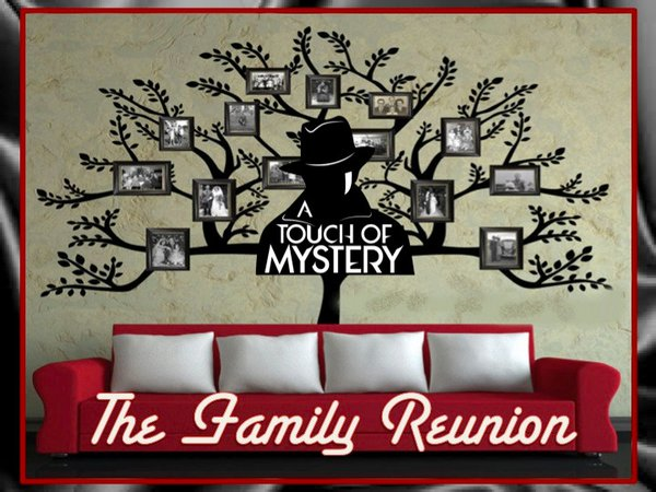 The Family Reunion cover photo