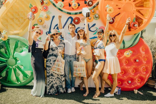 La Croix Coachella cover photo