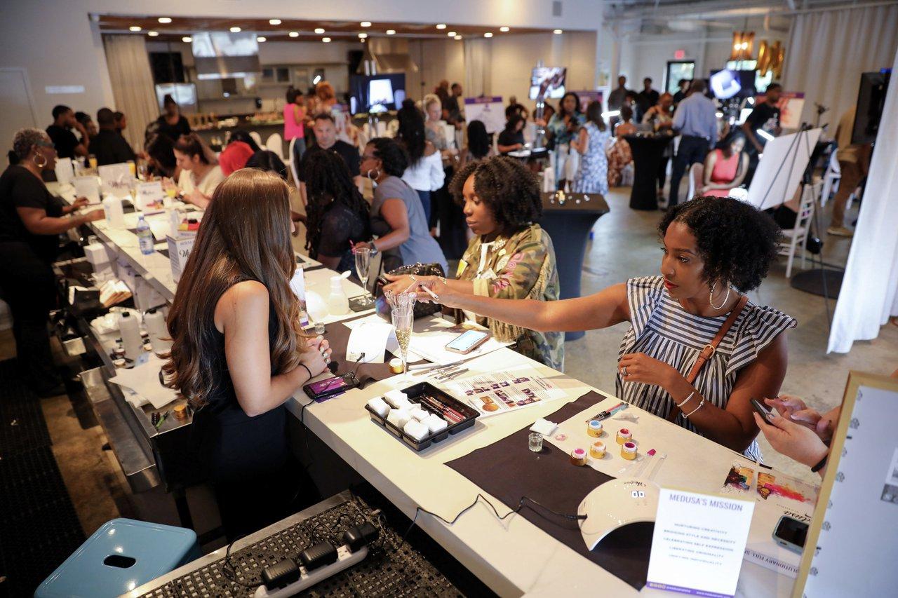 Medusa Nails Launch Party  photo medusaevent-219.jpg