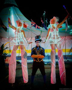 Cirque du Soleil Luzia Opening Night photo LightStilts_Maestro_great.jpg