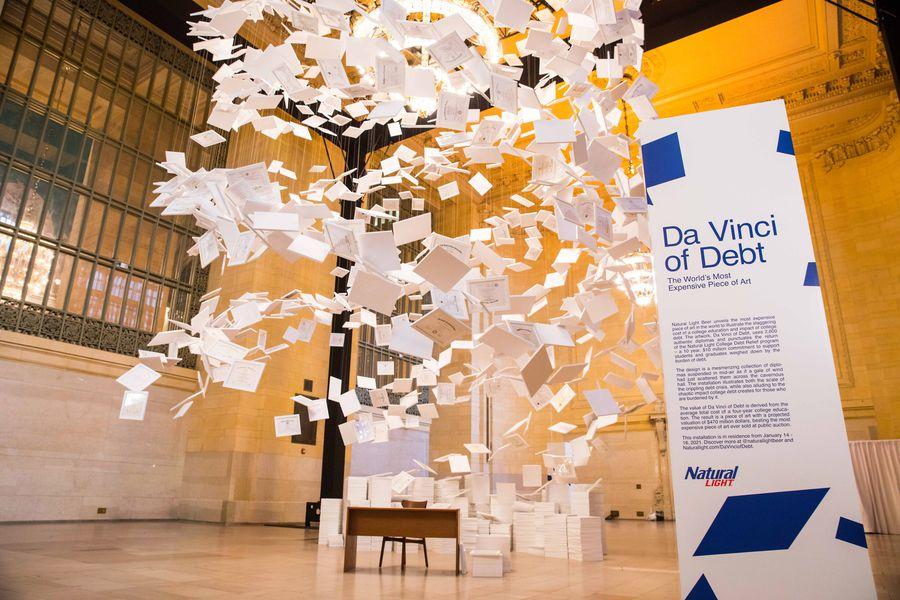 Da Vinci of Debt