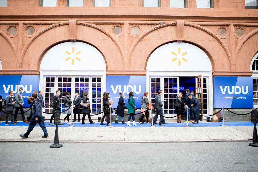 Walmart Vudu NewFront