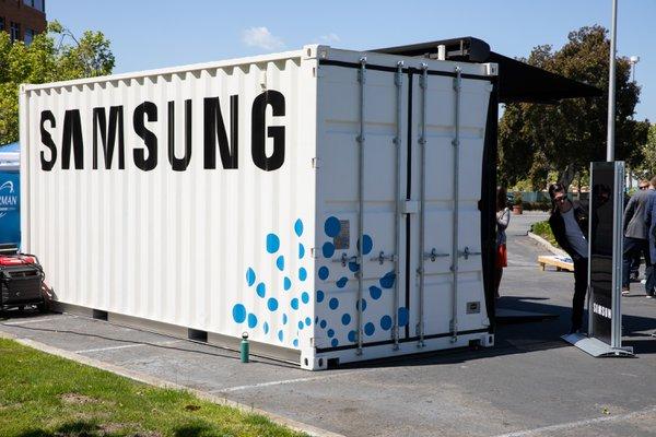Samsung Resolution Tour cover photo