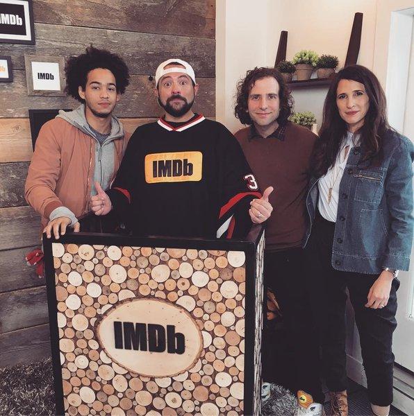 2017 IMDb Sundance cover photo
