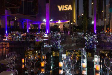 VISA corporate dinner