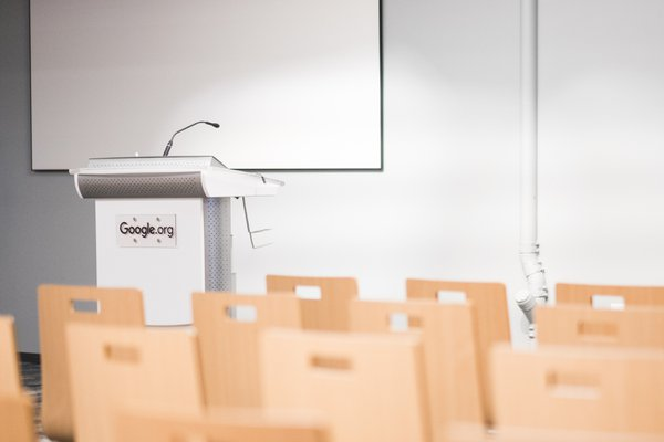 Impact Investment at GOogle.org cover photo