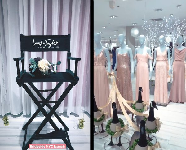 Brideside NYC Boutique Launch Party cover photo
