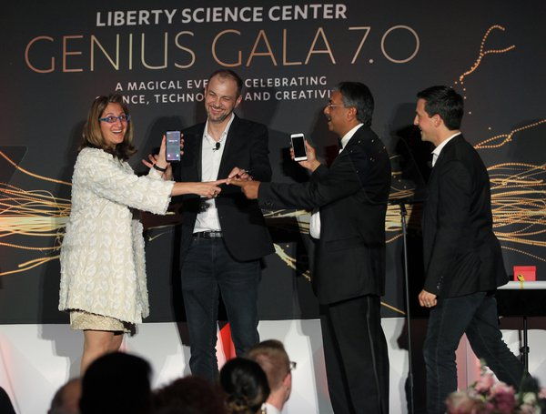 Liberty Science Center Genius Gala cover photo