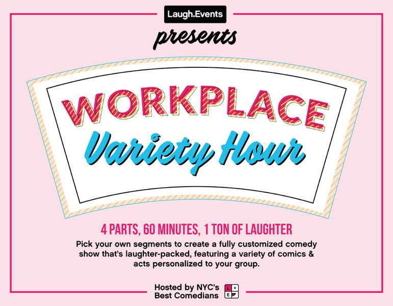 Workplace Variety Hour - Comedy Show service