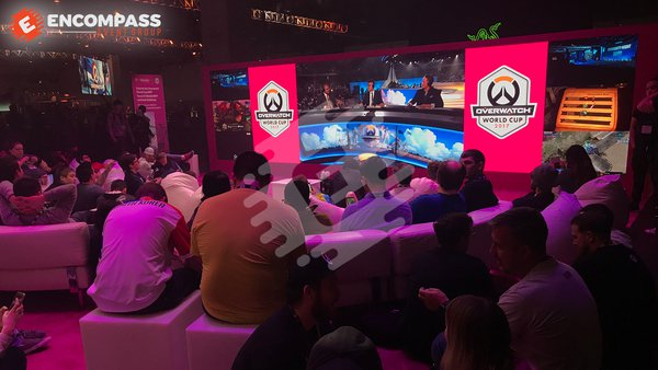 T-Mobile Booth at BLIZZCON cover photo