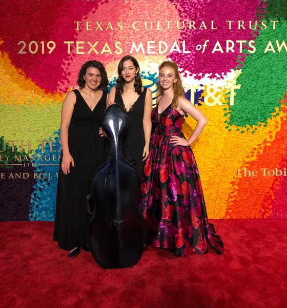 Texas Medal for the Arts Awards cover photo