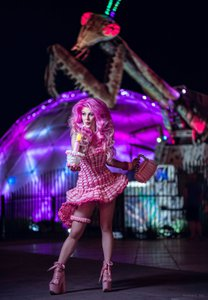 Annalee Belle Birthday Balloon Dress photo Atomic Birthday Balloon Dress.jpg