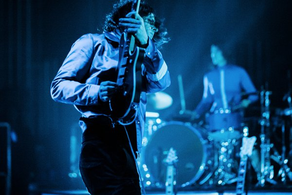 Jack White at Kings Theatre cover photo