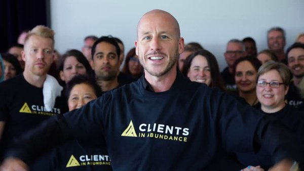 Clients in Abundance  cover photo