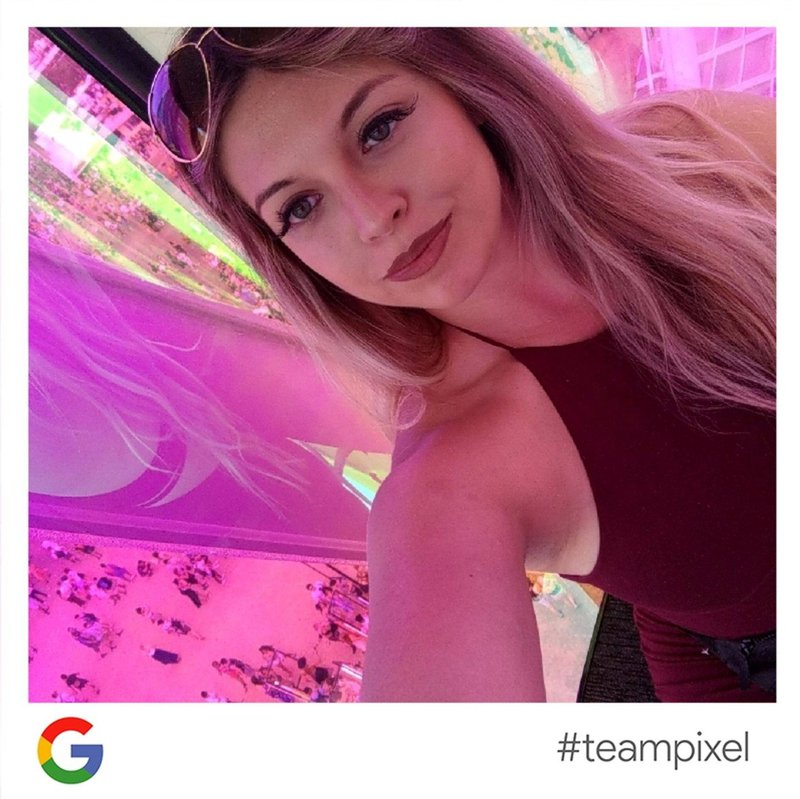 Google Pixel 2 x Coachella cover photo