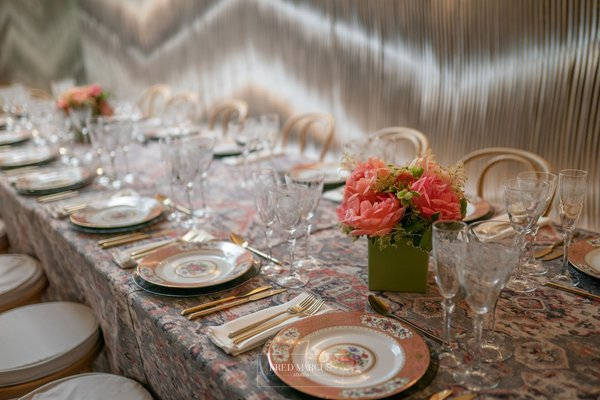 Intimate Dinner Party cover photo