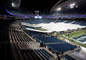 "Amazon Post Holiday Party, ""Flashback"" photo large-party-football-field.jpg"