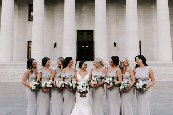 Timeless Downtown Wedding cover photo