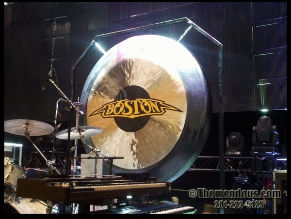 GIGANTIC Gong for Music Concerts-BOSTON cover photo