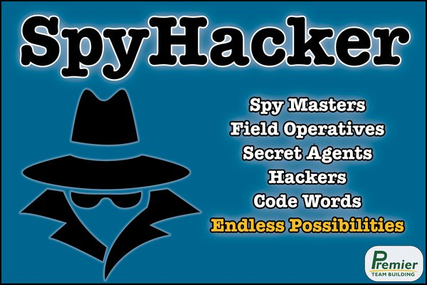 SPYHACKER cover photo