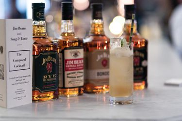 The Composed Cocktail with Jim Beam