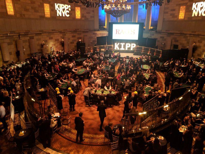 Kipp Poker Event