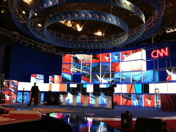 CNN Presidential Debate  cover photo