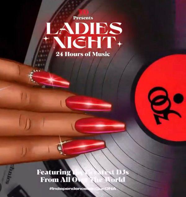 300 ENT's LADIES NIGHT