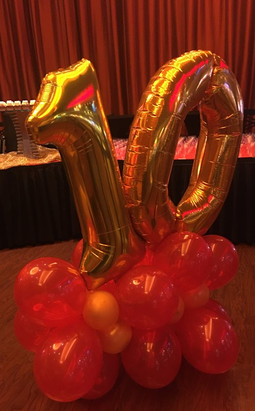 Celebrating 10 years at Calder Casino