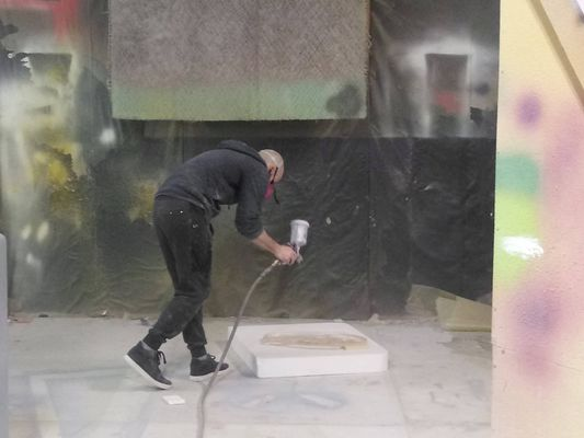Spray Booth- Painting Services: 20200305_145504.jpg