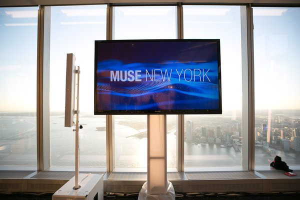 Muse New York cover photo