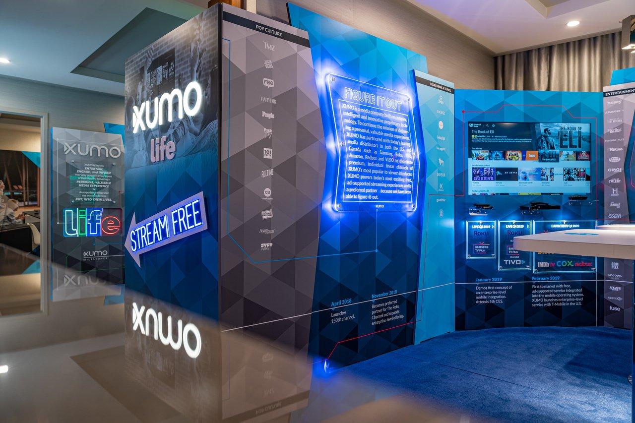 XUMO TV @ CES photo CES_2020_Booth_photos_for_Nest_experiential_Xumo-53.jpg