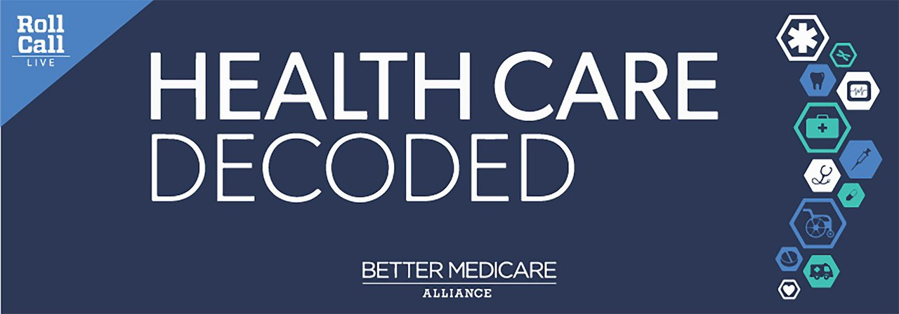 Roll Call Live: Healthcare Decoded cover photo