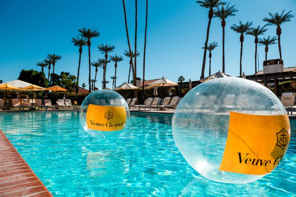Veuve Clicquot X La Quinta Resort & Club