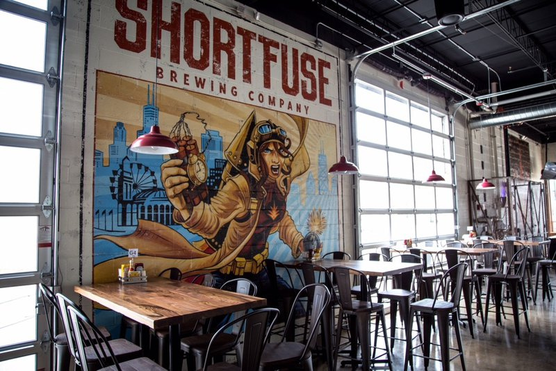 Short Fuse Brewing Company space photo
