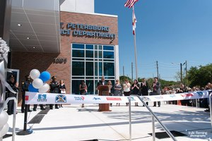 St. Petersburg Police HQ Grand Opening photo Kyle Fleming Photography Grand Opening St.jpg
